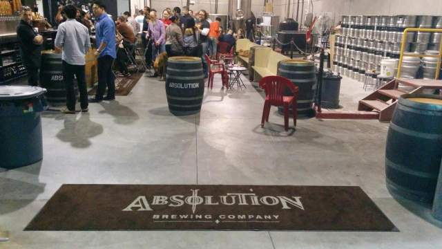 Image of Absolution Brewing Company