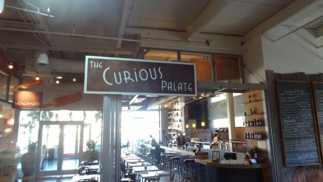 Image of The Curious Palate