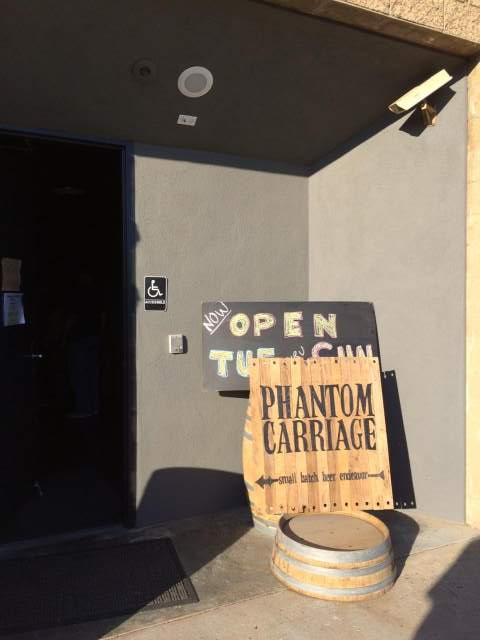 Image of Phantom Carriage Brewery