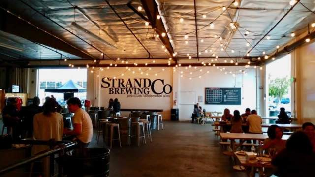 Image of Strand Brewing Company